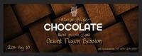 CHOCOLATE@Aux Gazelles