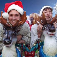 Danny & Gerry | OUR CHRISTMAS - Eine turbulente Weihnachtsshow@Bühne im Hof