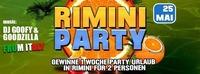 Gewinne 1 Woche Partyurlaub in Rimini@Fledermaus Graz