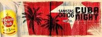 CUBA NIGHT by Havanna Club@Sugarfree