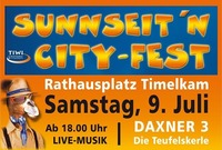 TIWI Sunnseit'n City Fest 2016@GEI Musikclub