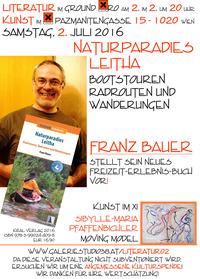 Franz Bauer Naturparadies Leitha@Xi CAFE & BAR
