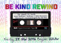 Be Kind Rewind@Weberknecht
