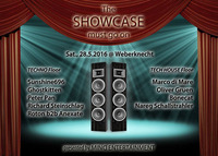 The SHOWCASE must go on (Tekhouse, Techno)@Weberknecht