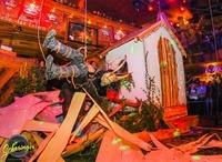 Tenne Opening mit der spektakulärsten Krampus Show Österreichs@Hohenhaus Tenne