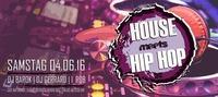 House meets Hip-Hop@Orange