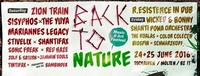 Back to Nature Festival 2016@Tschaufen