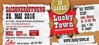 Lucky-Town Saisoneröffnung 2016@Lucky Town - Die Westernstadt in Großpetersdorf