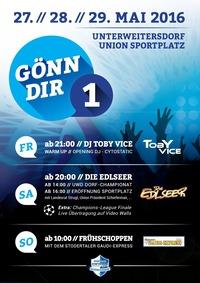 Gönn Dir 1@Sportplatz Unterweitersdorf