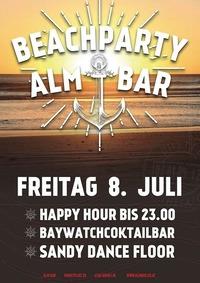 Beach Party@Almbar@Almbar