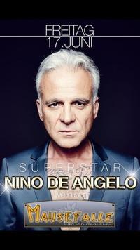 Nino de Angelo@Mausefalle Lienz
