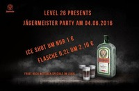 Jägermeister PARTY@Level 26