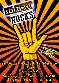 Salzbar Rocks Best of Rock@Salzbar