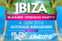 Birngruber ★ IBIZA PARTY ★ Summer Opening '16 feat.