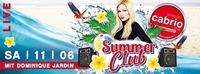 Summer Club 2016@Cabrio
