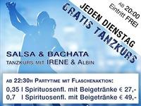 Jeden Dienstag – Tanzkurs Salsa und Bachata@Mausefalle