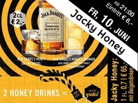 Jacky Honey in Aktion@Mausefalle