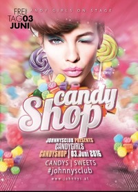 Candyshop #johnnysclub@Johnnys - The Castle of Emotions