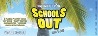 Spark7 ✦ Schools Out Party ✦@Warehouse