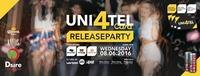 Uni4tel Card Graz Releaseparty@Orange