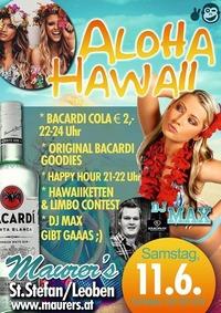 Aloha Hawaii@Maurer´s