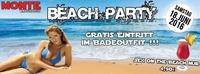 MONTE Beach Party@Monte