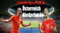 Länderspiel Österreich - Niederlande LIVE@SandintheCity