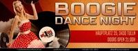 Boogie Dance Night@Burnout Club