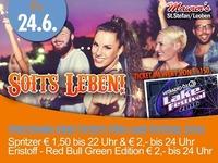 Soits Leben! Gewinn' 1 Ticket für's Lake Festival 2016@Maurer´s