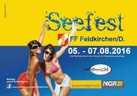 Seefest Feldkirchen an der Donau - 2016@Badesee