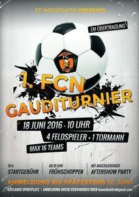 1. FCN Gauditurnier@Göflan