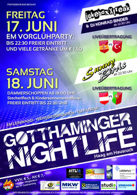 GOTTHAMINGER NIGHTLIFE 2016@Gotthaming