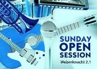 Open Live Session@Weberknecht