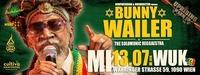 Bunny Wailer & the Solomonic Reggaestra - 13.07.2016 - WUK / Vienna@WUK
