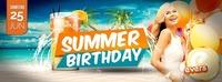Evers summer Birthday@Evers