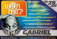 Wetten DASS@Gabriel Entertainment Center