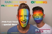 Rainbow week - opening@Inside Bar