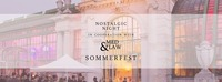 Nostalgic vs Med&Law ☀️ Sommerfest ☀️ Sa 02.07. ☀️ Palmenhaus@Chaya Fuera