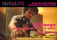 Dj Bongo boogaloo tropical beats@Fania Live