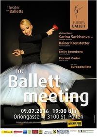Internationales Ballettmeeting@Theater des Balletts