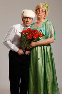 Emmi & Herr Willnowsky - Keiner wird gewinnen@Theater Center Forum