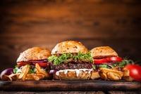 D.C.-Burger in Flatschers Bistrot@Flatschers Bistrot