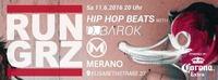 RUN GRZ with DJ BAROK@Merano Bar Lounge