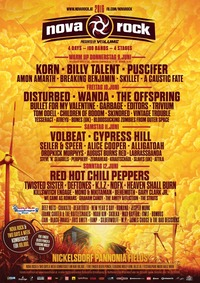 NOVA ROCK Festival 2016@Pannonia Fields II