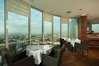 Überraschungsdinner mit Ausblick im das Turm@Restaurant dasTurm