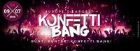 Europe's largest Konfetti BANG@Bollwerk