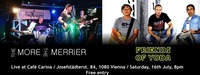 16.07 - The More The Merrier + Friends of Yoda@Café Carina