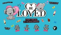 Be Loved every friday at Volksgarten@Volksgarten Wien