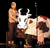 Schmetterlinge Kindertheater Valerie und die Gute-Nacht-Schaukel@Stadtsaal Wien