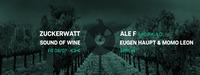Zuckerwatt und Sound of Wine mit Ale F, Eugen Haupt, Momo Leon in der Grelle Forelle@Grelle Forelle